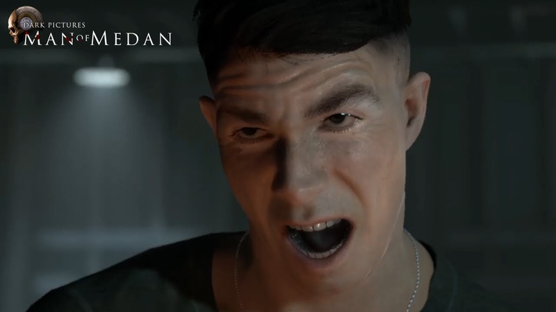 [русский] The Dark Pictures Anthology - Introducing Man of Medan