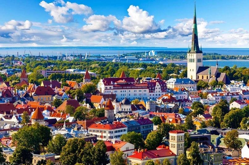 Страны мира — Эстония, изображение №1