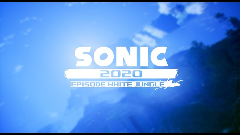 Sonic 2020 Launch Trailer Episode White Jungle