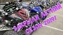 16 ATVs in the forest Closing of the summer season ATV 2019 crash Yamaha YFZ450R