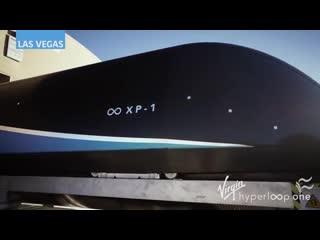 Virgin Hyperloop One 2019