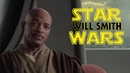 If Will Smith played Mace Windu in Star Wars