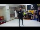 Мангуст (Минск) Бурло Никита в рождественском турнире Пирата Сацука