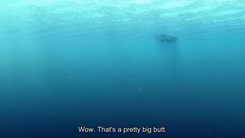That's a pretty big butt