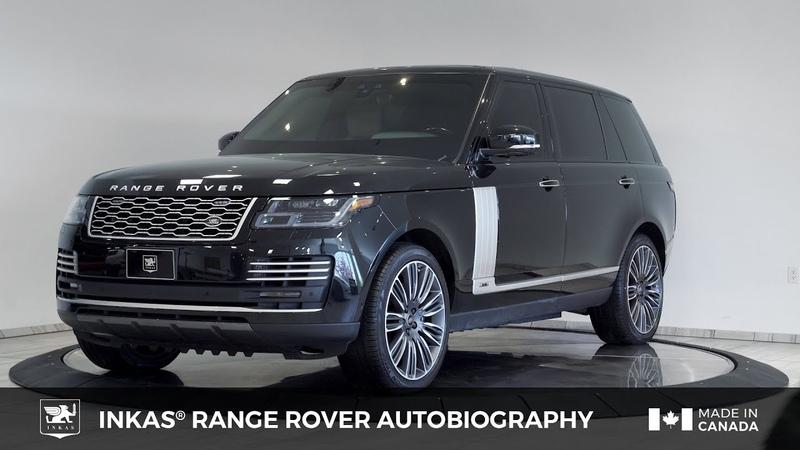 INKAS® Armored Range Rover Autobiography