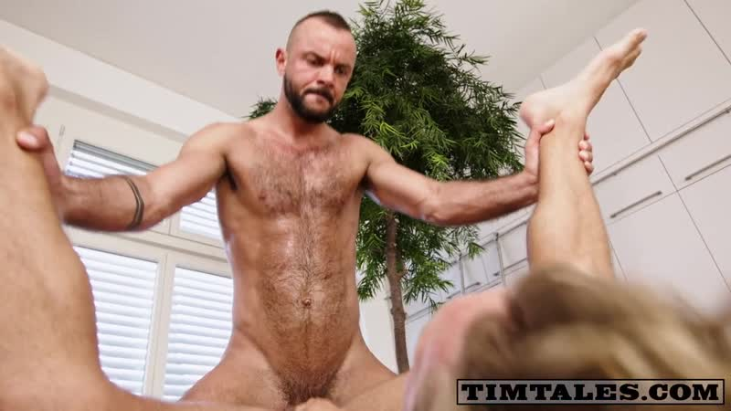 Tim Tales Vladimir Stark gets fucked hard raw by thick dicked Sir