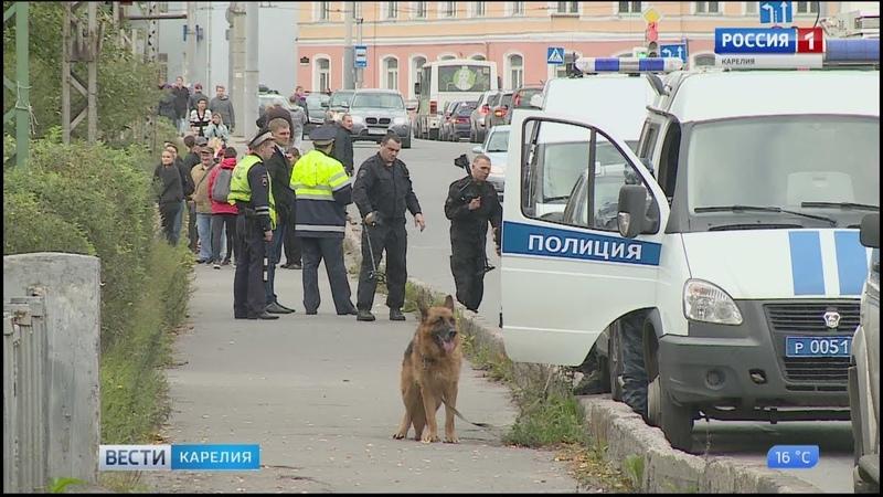В Петрозаводске задержан подозреваемый в убийствах двух девушек