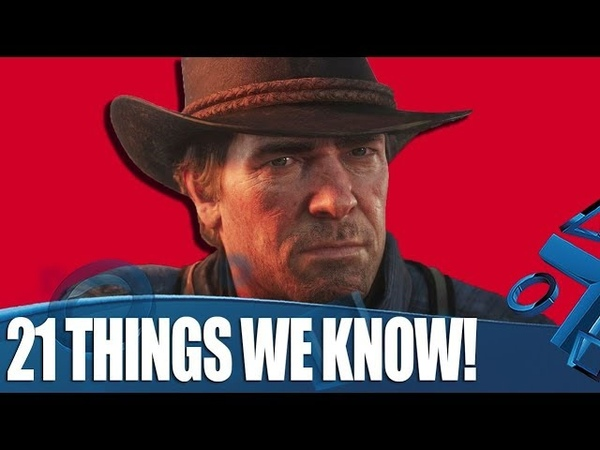 Red Dead Redemption 2 - 21 Things Weve Had Confirmed