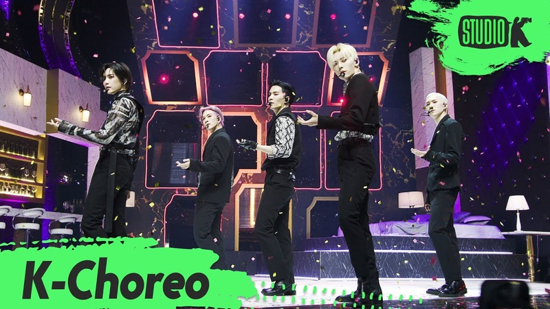K Choreo 8K 뉴이스트 직캠 'I'm In Trouble' NU'EST Choreography l @MusicBank 200515