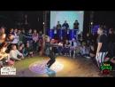 1/4 DANCEHALL PRO ОЛЯ GRF vs ДИ / USG GUEST WEEKEND