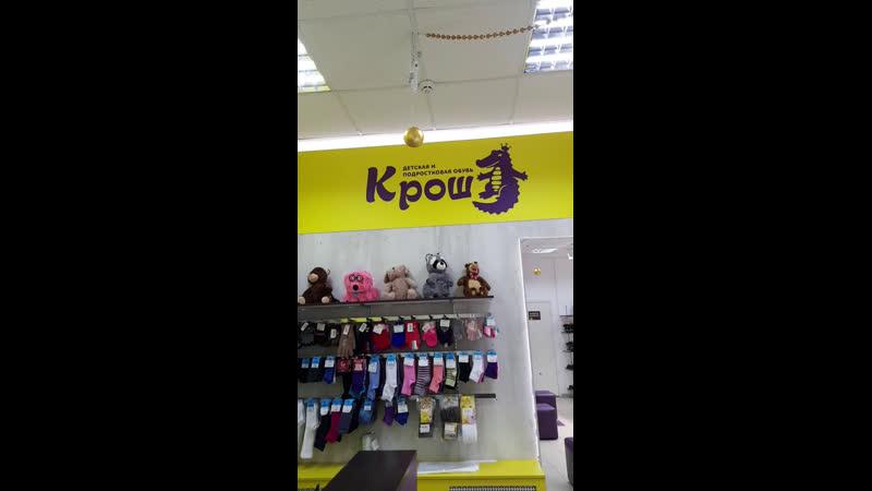 Live Детская и подростковая обувь КРОШ г Сыктывкар