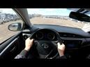 2016 Toyota Corolla 1.6 (122) CVT POV TEST DRIVE