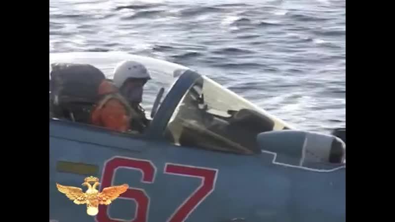 Оружие России Russian Navy Sukhoi Su 33