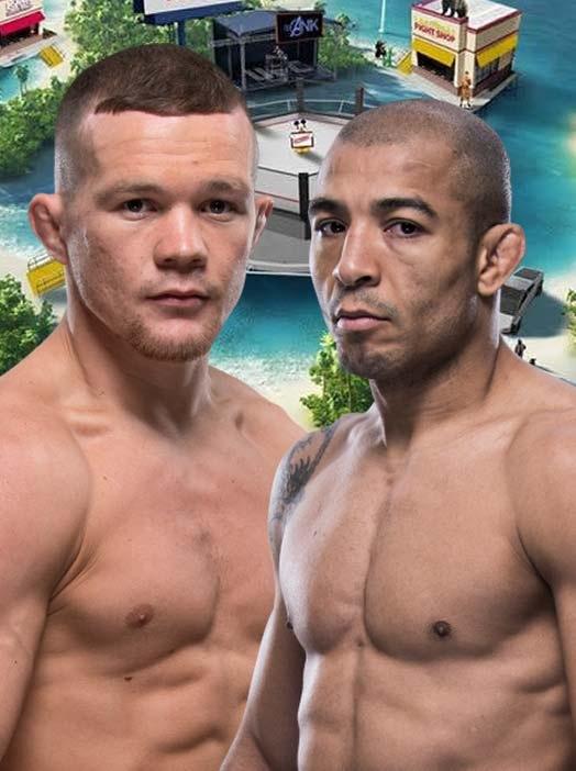 Прогноз на Ян — Альдо и другие бои UFC 251