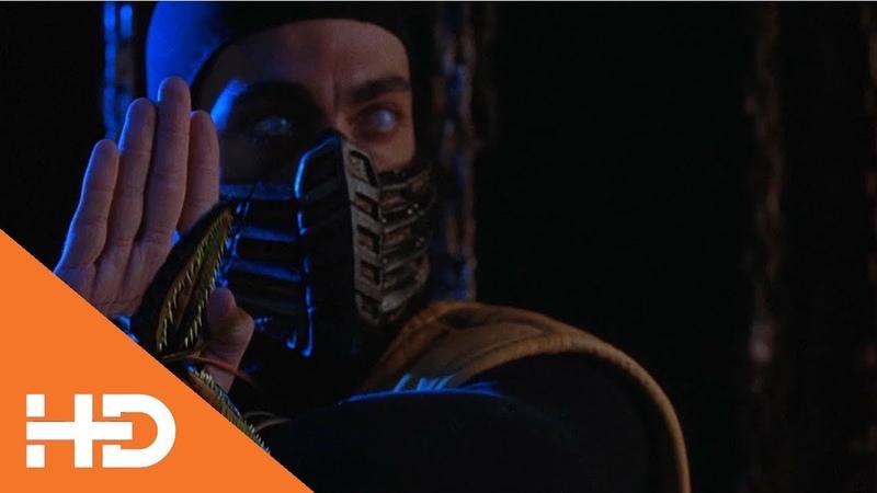 Рейден Против Саб Зиро и Скорпиона ★ Смертельная Битва 1995