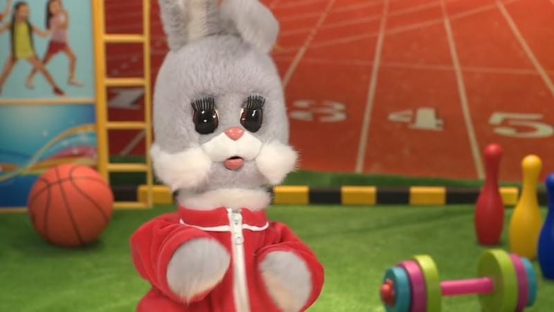 Детям о спорте Физическая культура Быстрее выше сильнее Вместе с Хрюшей и Выпуск 8