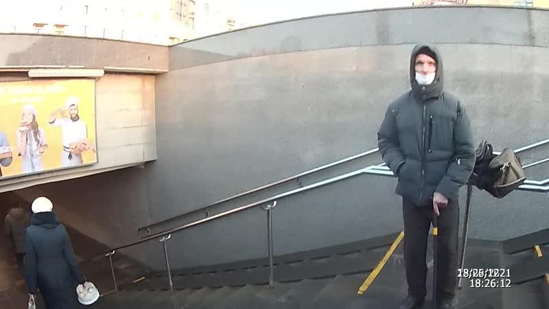 Библиотекарь инвалид из Марьиной Горки с гастролями в Минске