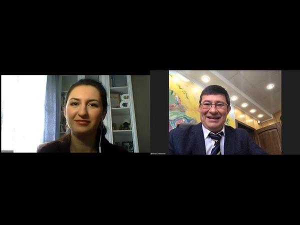 Интервью с Генеральным директором ИМГРЭ Игорем Спиридоновым