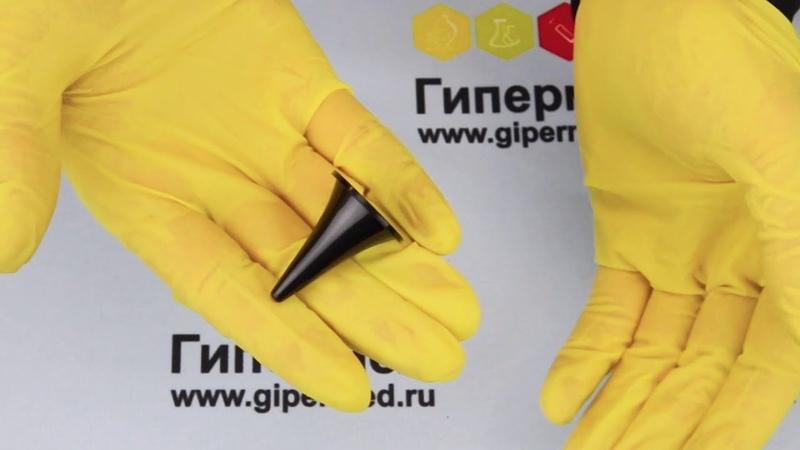 Обзор ушной воронки (полимерная, стерильная)