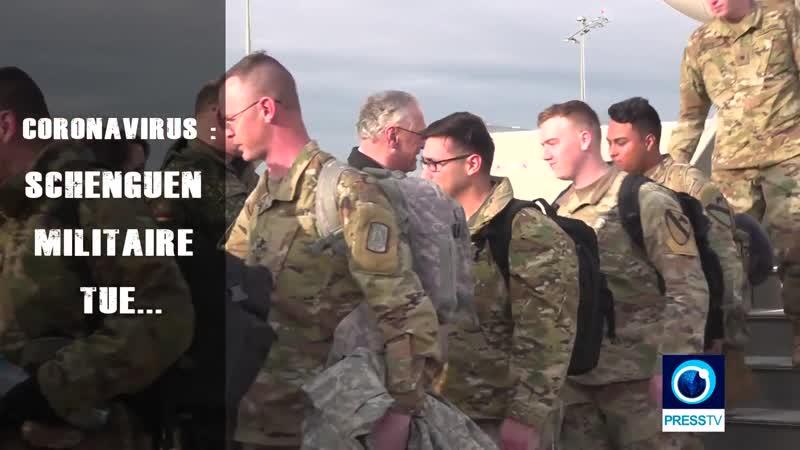 Schengen militaire les GIs débarquent ! (e-Press)