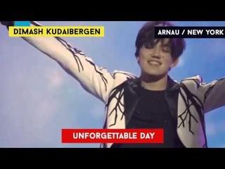 Dimash Kudaibergen - Unforgettable day