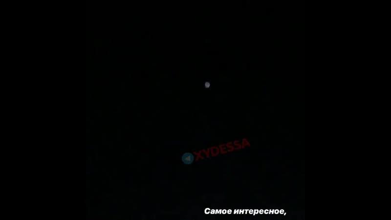 Тут эНЛОшенко над Одессой (с озвучкой от оператора) :