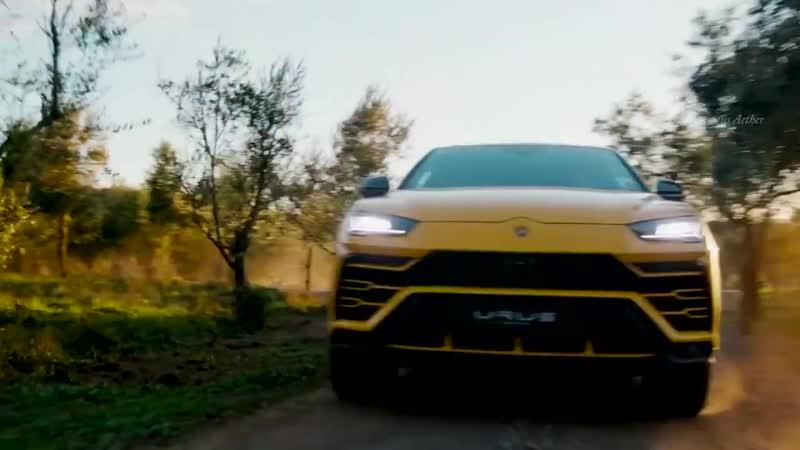Music clip Alan Parsons Project Sirius Eye in the Sky Cover Lamborghini Urus
