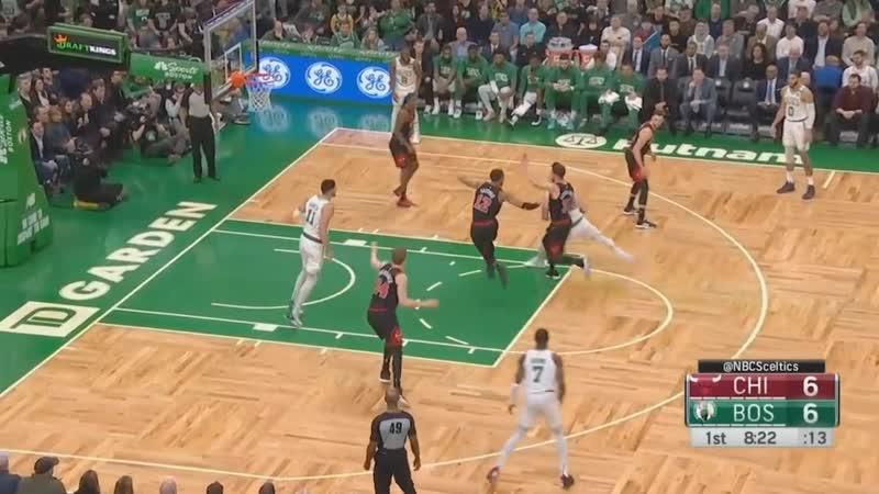 SLOB from Boston Celtics NBA