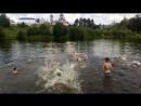 Жадовский казачий полевой выход для воспитанников детских домов Святыч