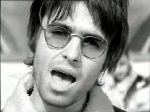 Oasis Supersonic Official Video UK Version