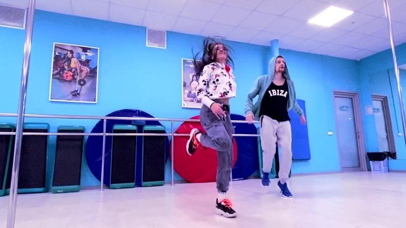 SAINt JHN Roses Imanbek Remix Танец Vova jeny miki