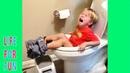 Я РЖАЛ ДО СЛЕЗ😂 Смешные Видео 2021 / Самые смешные смутьяны дети делают все что застряли