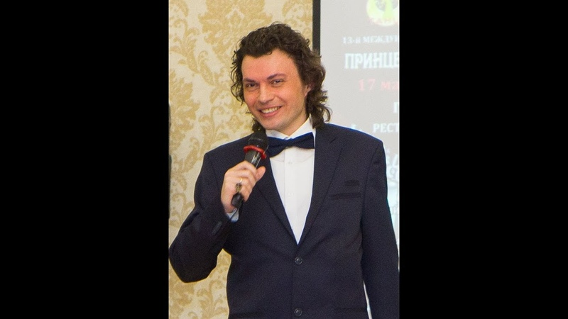 Артур Акульчик в программе Модный свет Новогодний выпуск