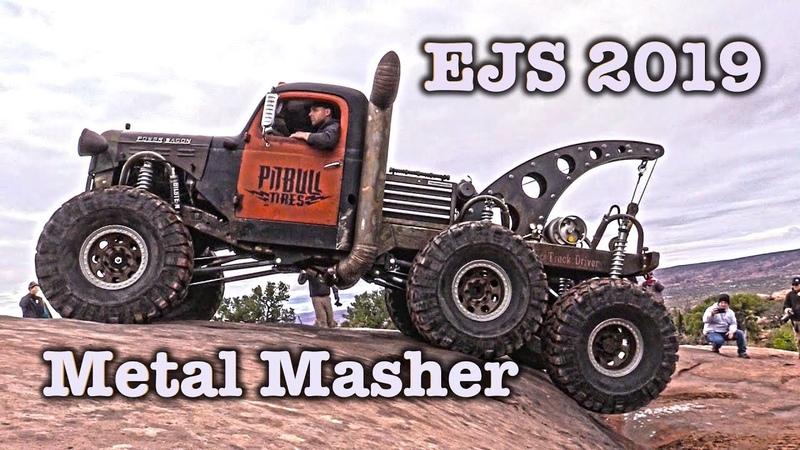 Easter Jeep Safari 2019 Metal Masher Pit Bull Tires Trail Run