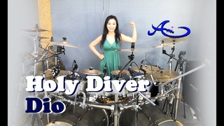 DIO - Holy Diver drum cover by Ami Kim (#47)