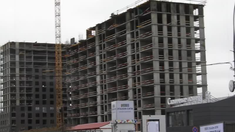 Карточный домик_ ЖК Столичные поляны - экономия на бетоне Монолит в ЖК Эталон-Си