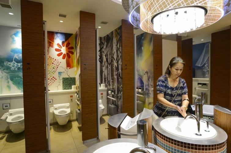 Как выглядят туалеты богачей и бедняков в разных странах мира, изображение №2
