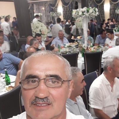 Улухан, 59, Yoshkar-Ola