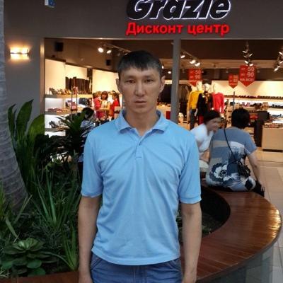 Алтай, 40, Almaty
