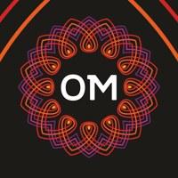 Логотип Арт-кафе ОМ Нирвана
