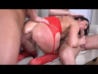 Шикарная русская милфа обожает когда её огромную жопу натягивают на член [2021,Anal,Double Penetration,Русское Анал Порно MILF]