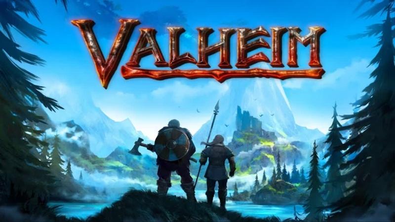 Valheim Пробуем что то НОВОЕ