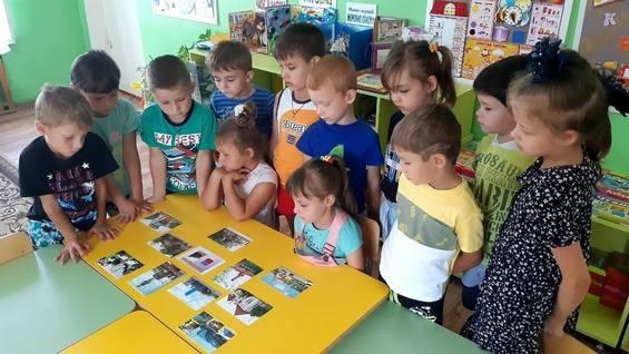 Дошколята знакомятся с историей и достопримечательностями Петровска и Петровского района
