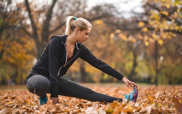 5 причин начать заниматься спортом осенью