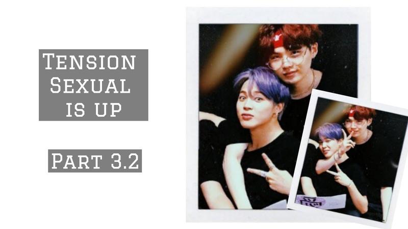Yoonmin (Análise|Análisis|Analysis) PART 3.2 Tension sexual is up [PTESPENG]