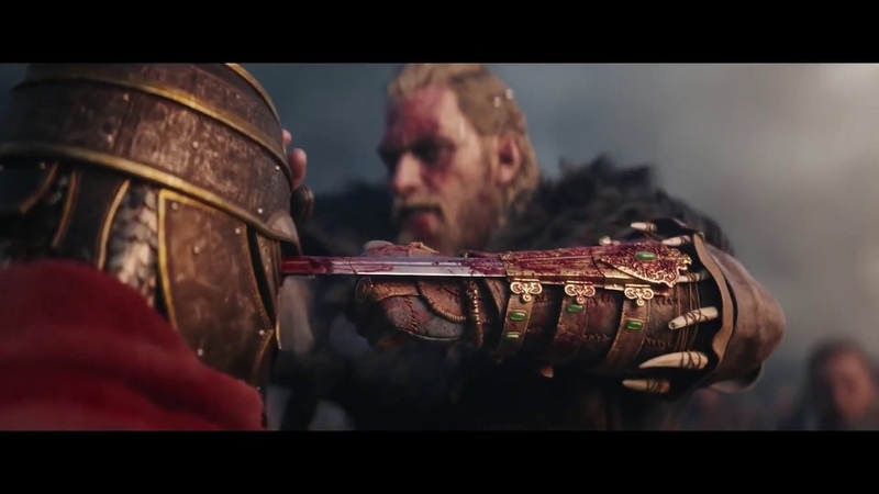 ASSASSIN'S CREED VALHALLA Official Trailer 2020 Vikings Game HD