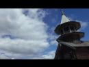 Остров Кижи. Колокола церкви Архангела Михаила