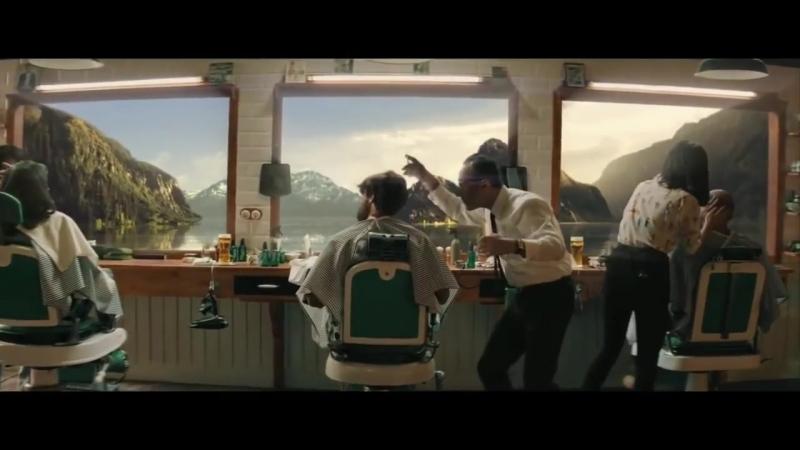 If Carlsberg Did Haircuts - Carlsberg The Barber Shop TVC