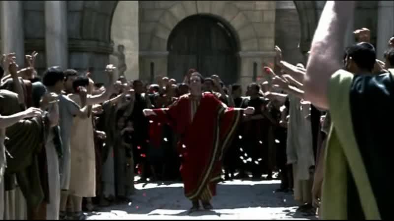Слава Рима BBC Древний Рим Расцвет и крушение империи Прокофьев Танец Ры
