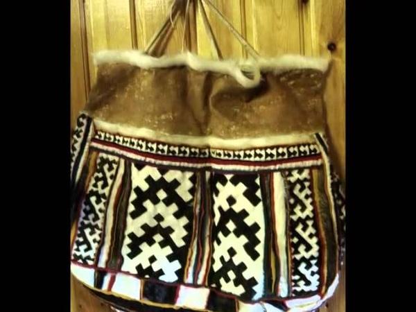 Kurenya Bear dance Mansi folk song Mansi people Siberia